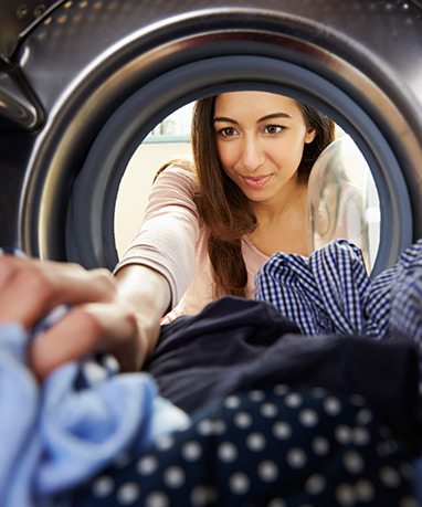 Commercial Laundries in Orlando - Dorm Laundry Equipment