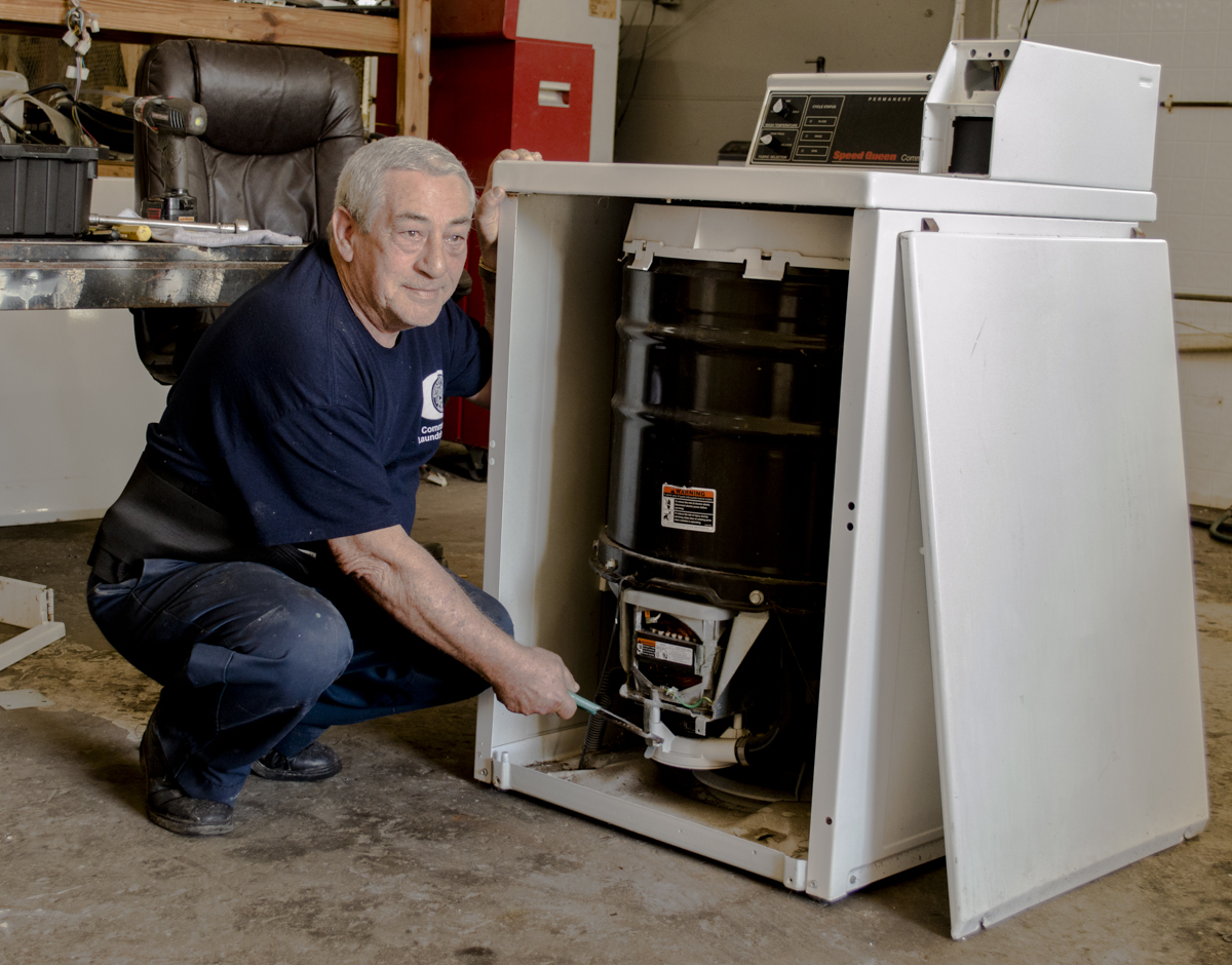 Commercial Washer Repair in Orlando