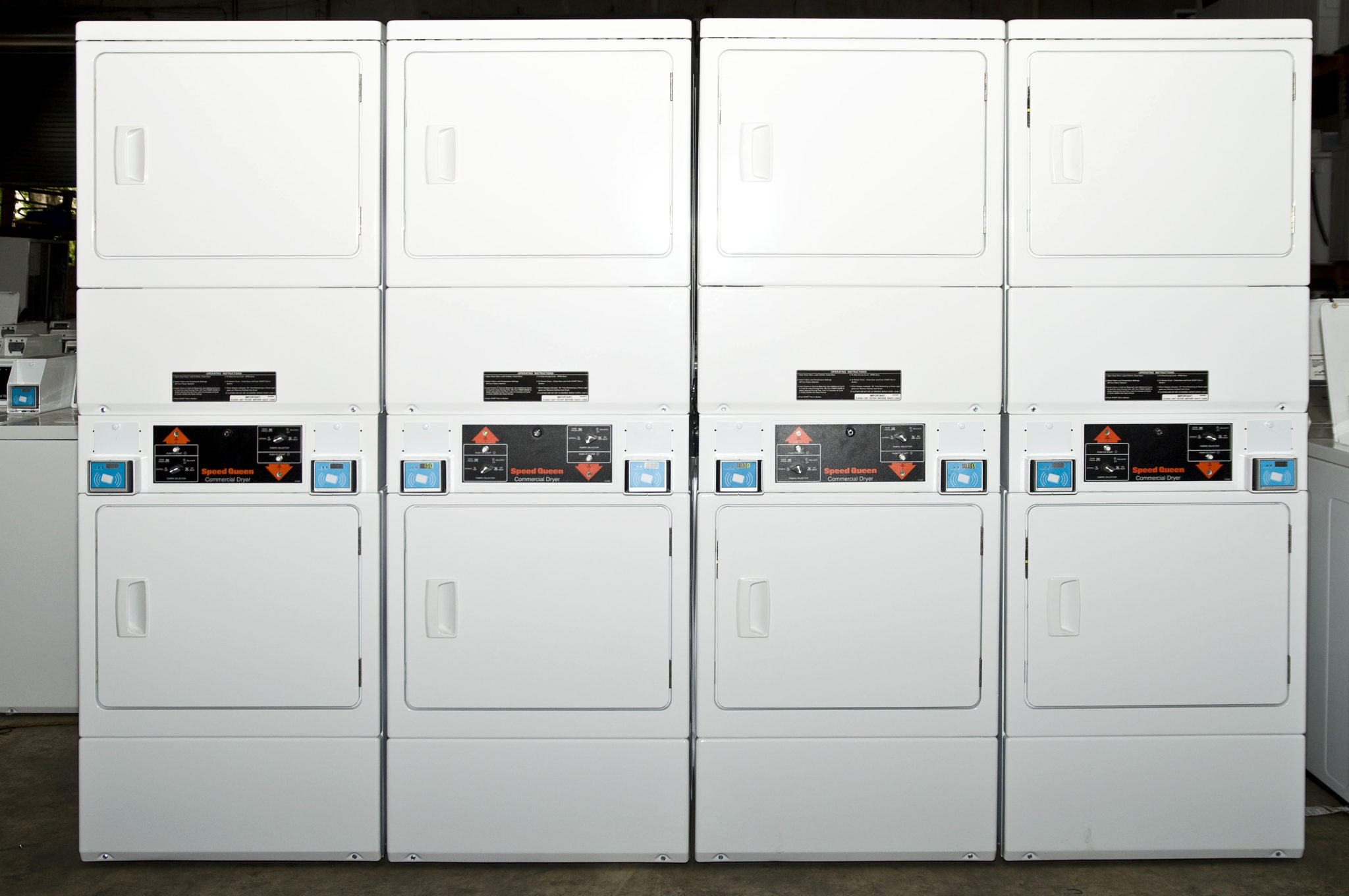 commercial stack dryers