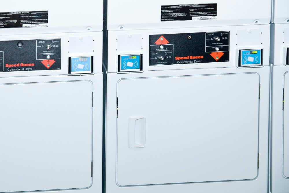 coin-operated laundry equipment in florida
