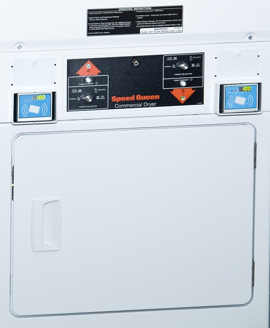 eco friendly commercial laundry equipment