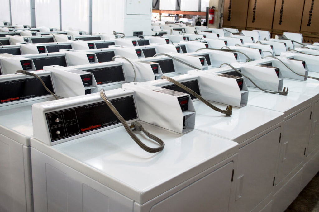 best coin laundry machines