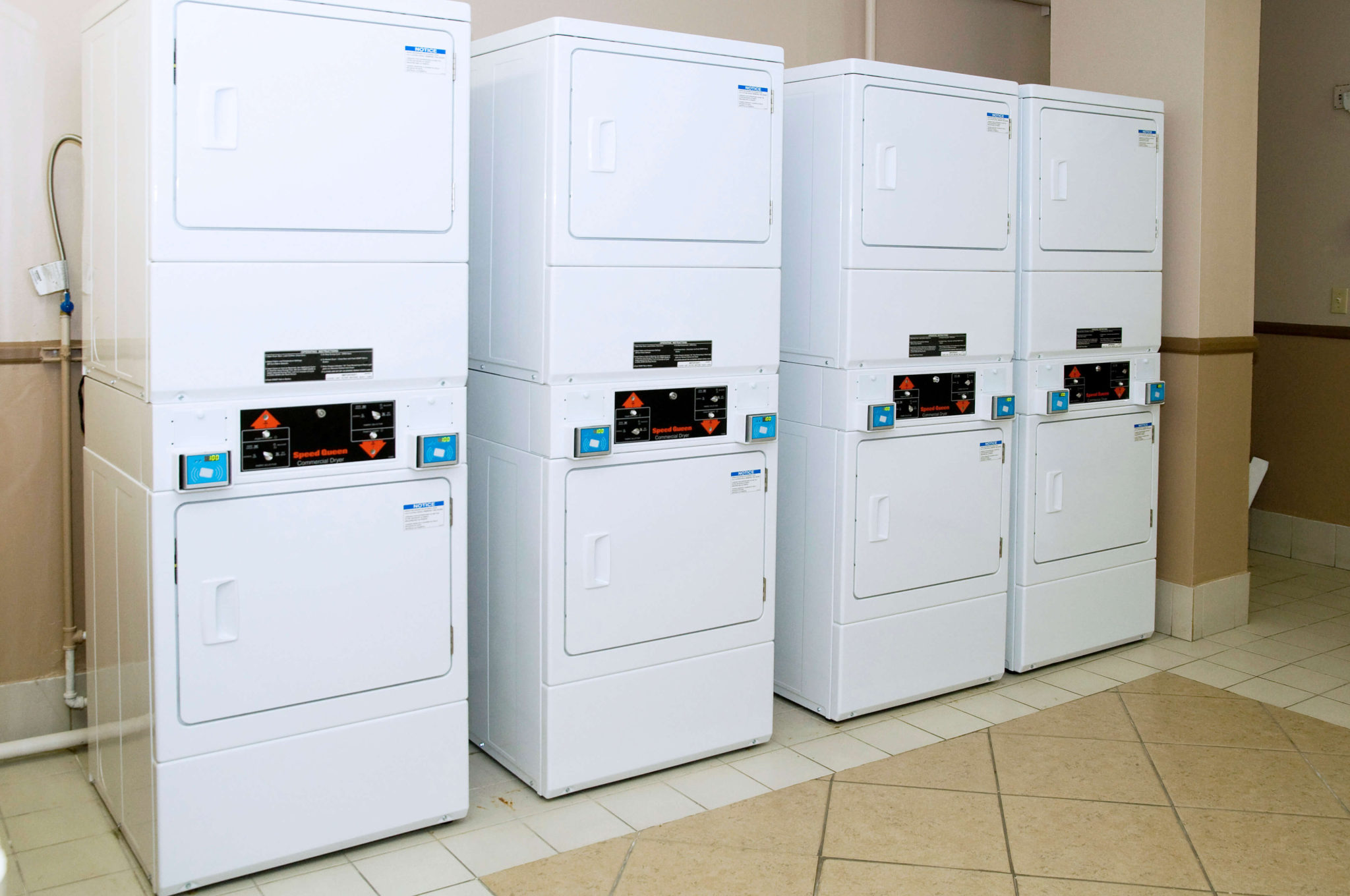 Commercial Laundry Equipment in Orlando
