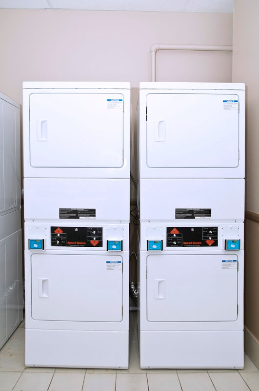Used Coin Op Laundry Equipment