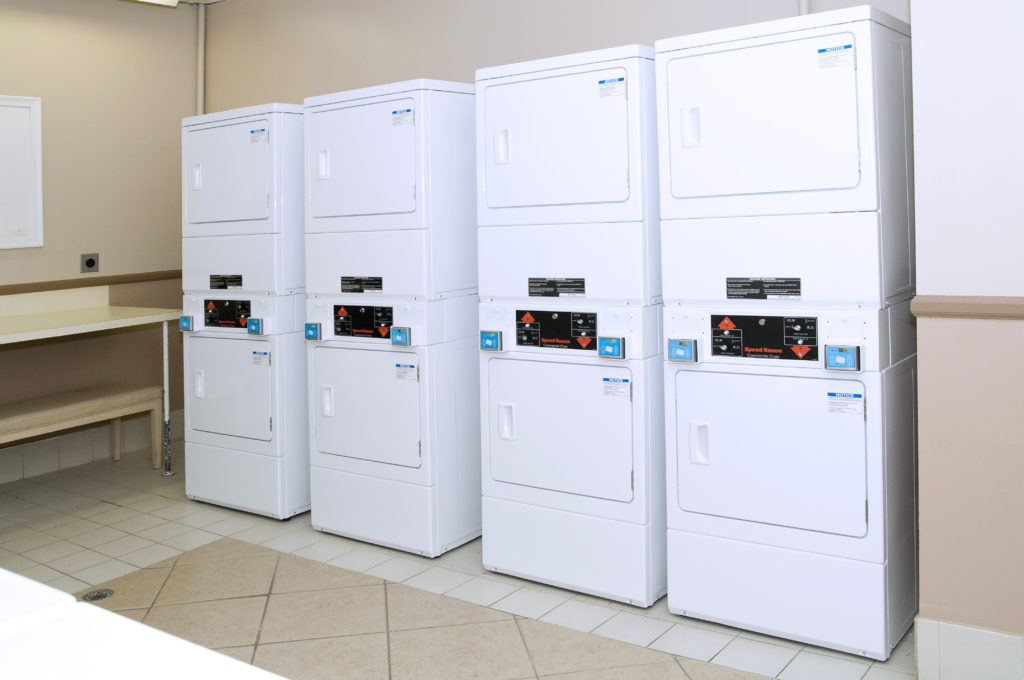 commercial washer and dryer in florida
