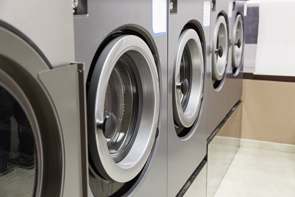 commercial laundry facilities
