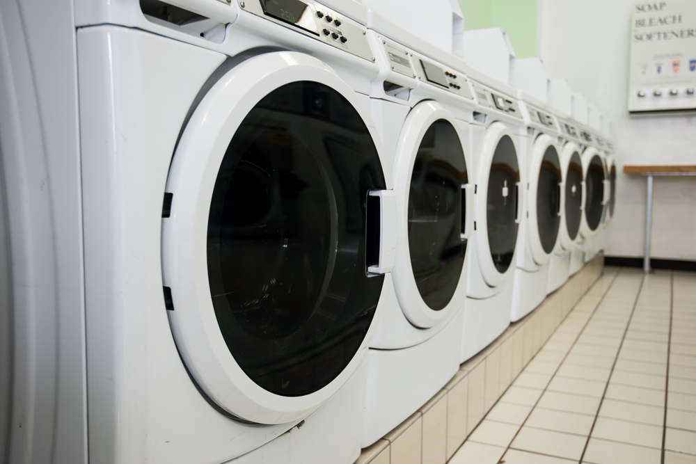 Laundry machines for sale