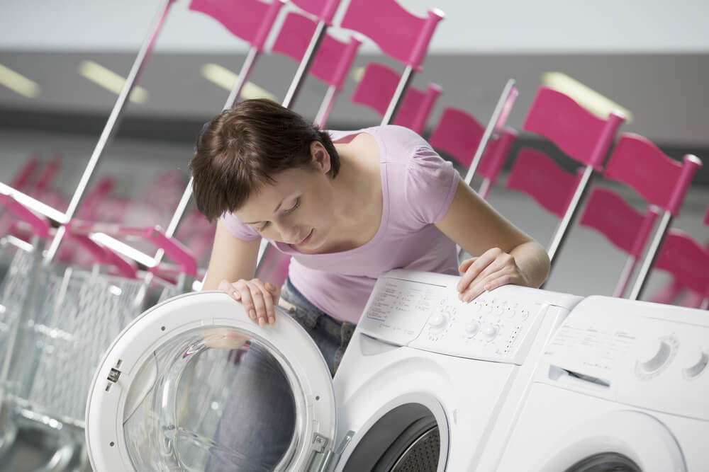 leasing commercial washers and dryers