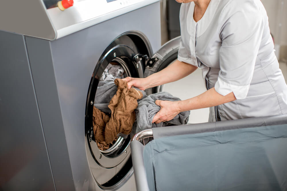 coinless laundry