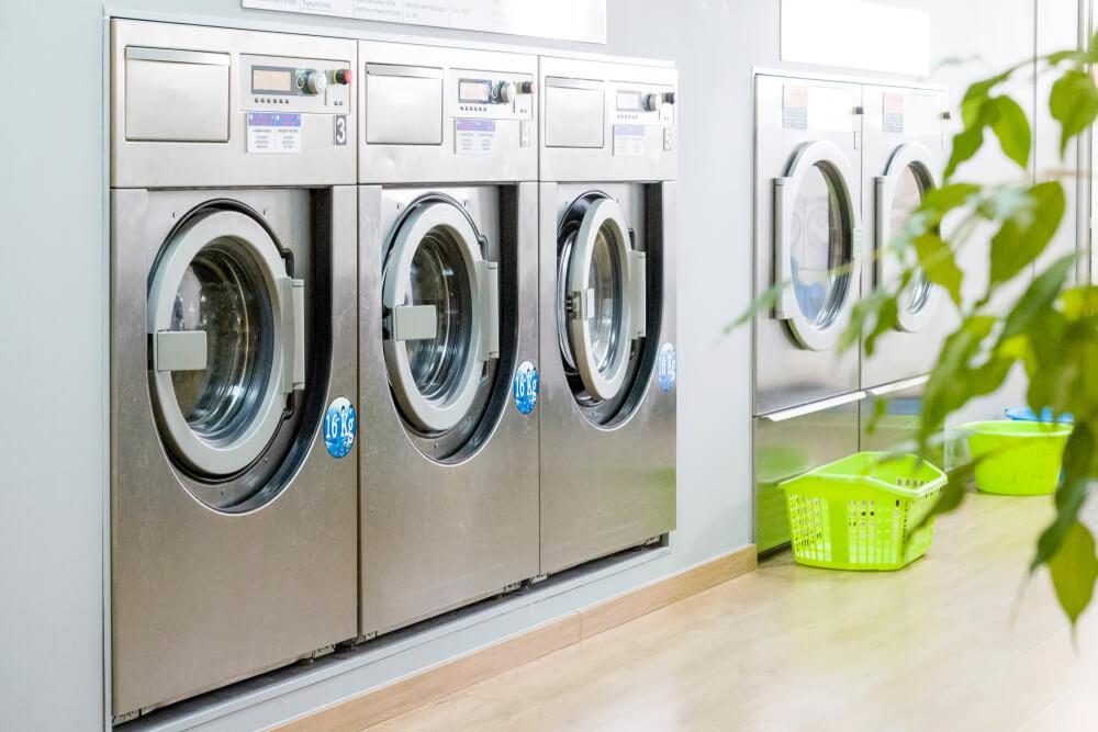 card operated washing machine suppliers