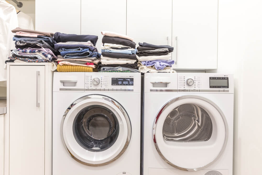 laundry machines for apartment buildings