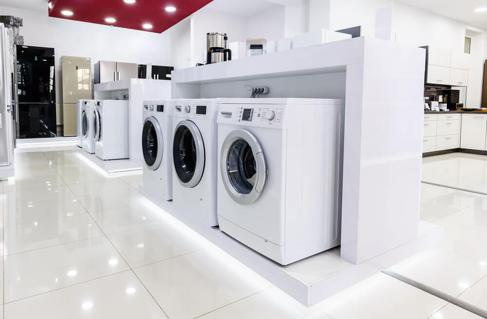 card operated washer and dryer