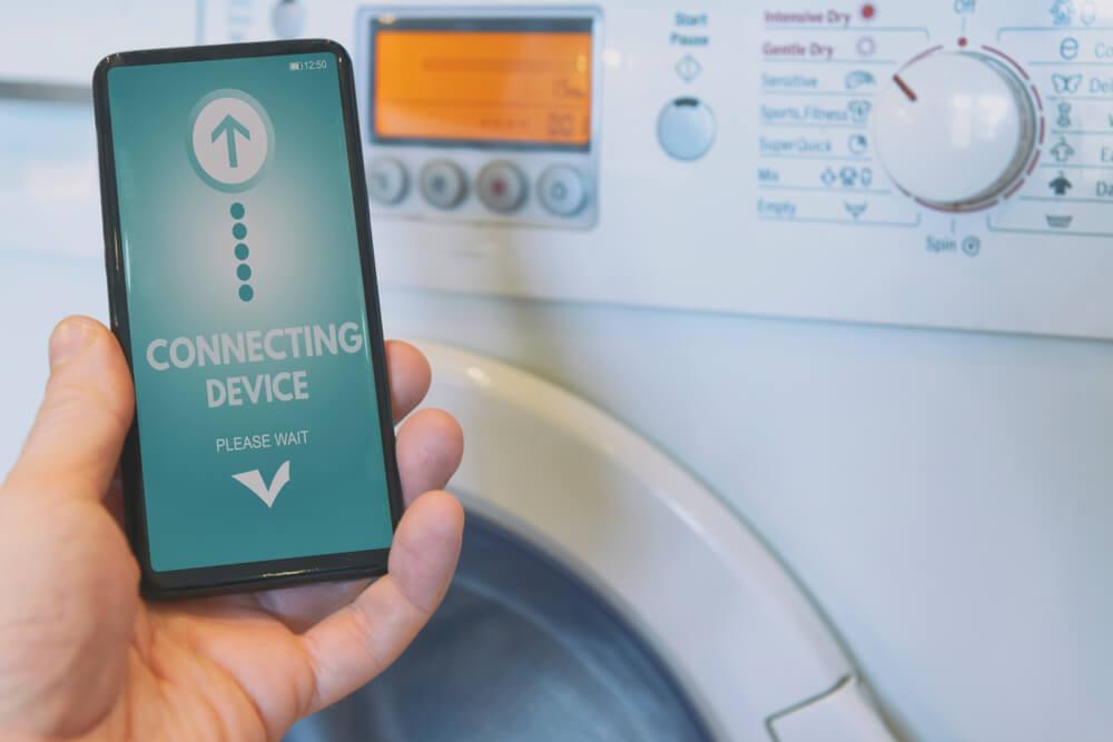 credit card washing machine