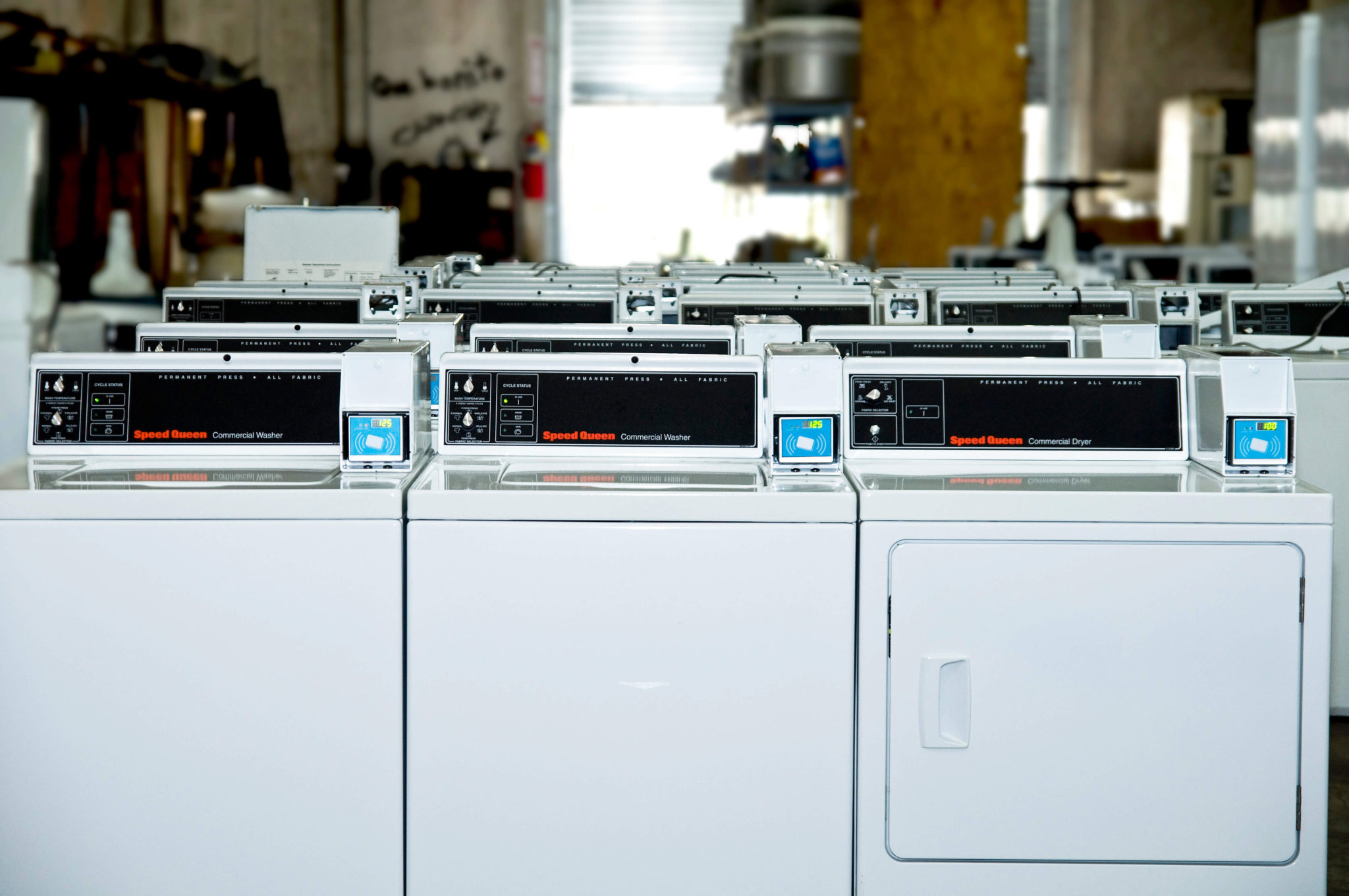 Laundry Room Solutions for Commercial Buildings | CommercialLaundriesOrlando.com