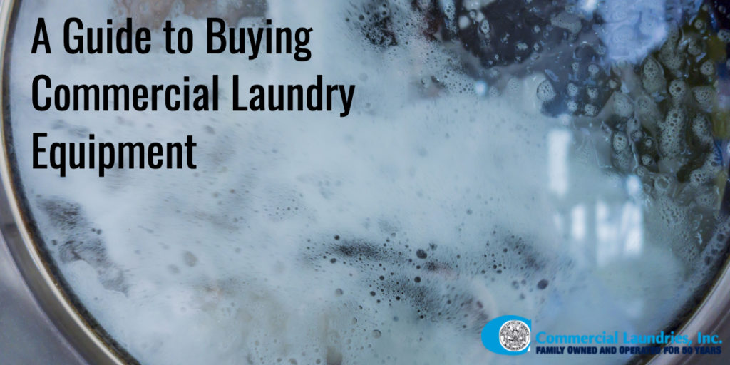 Buying Commercial Laundry Equipment | CommercialLaundries.com