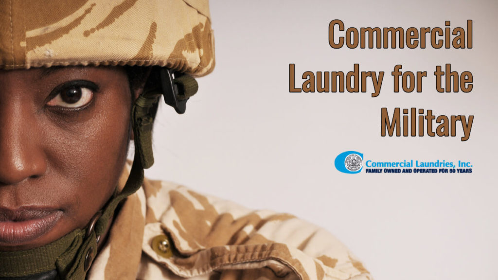 Commercial Military Laundry | CommercialLaundriesOrlando.com