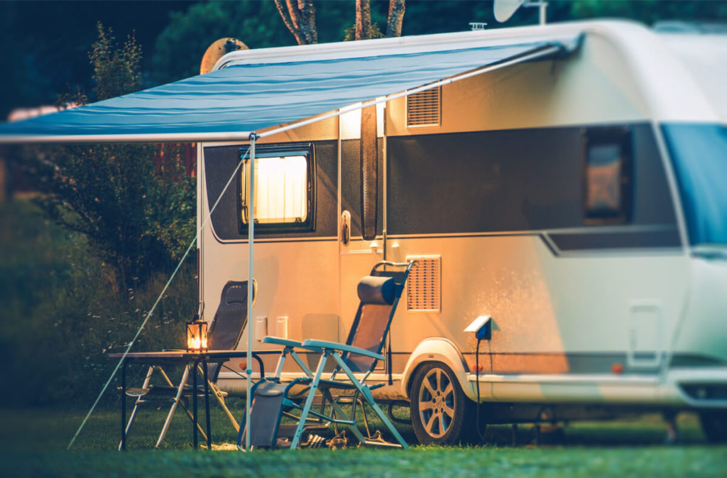 Energy Efficient Coin Op Laundry Machines for RV Park