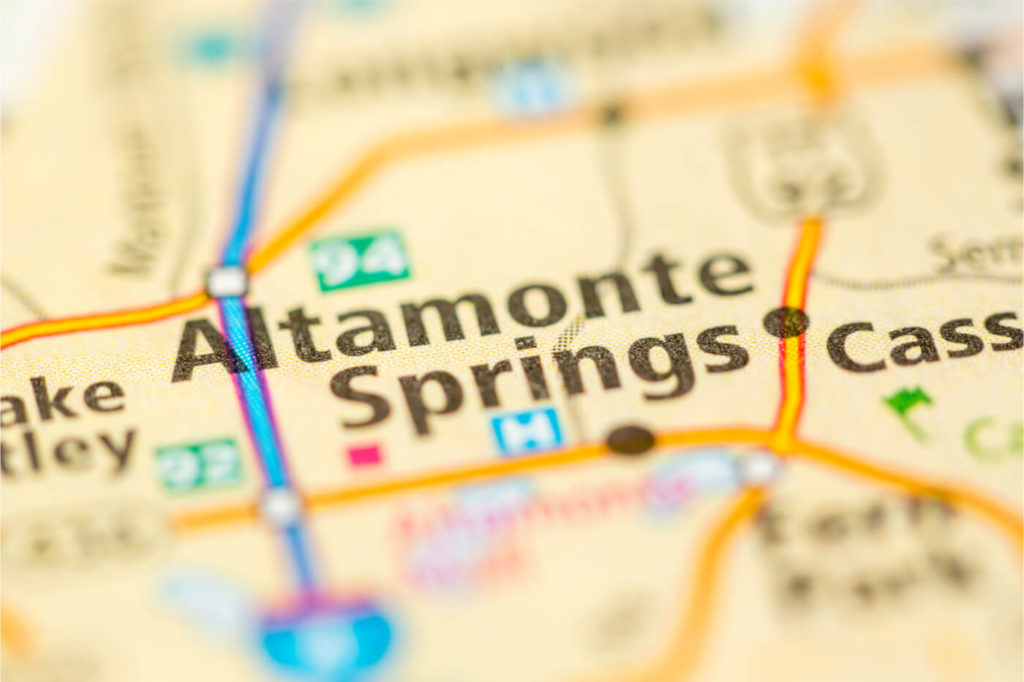 Altamonte Springs Card Op Washing Machines and Dryers