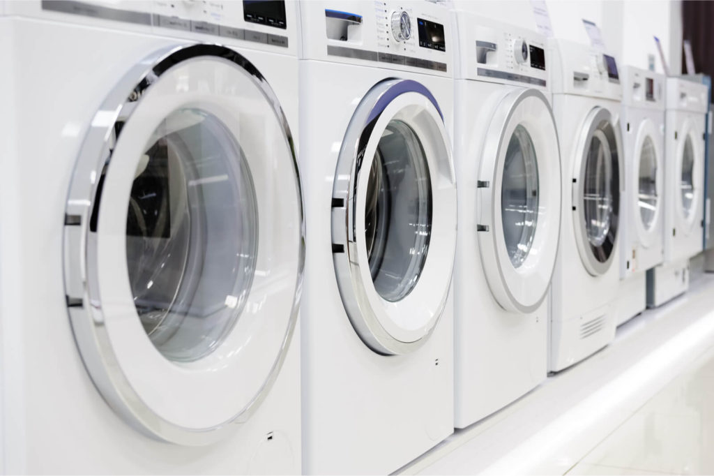 purchase new or used commercial laundry machines