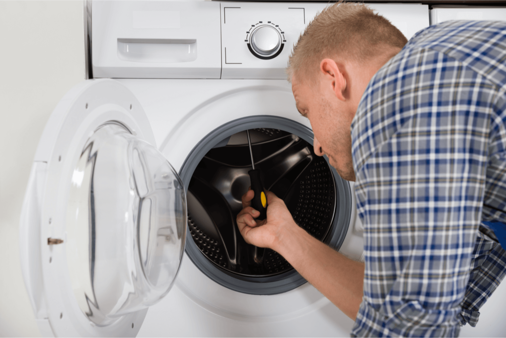 Coin Operated Washer and Dryer Repair Near Me