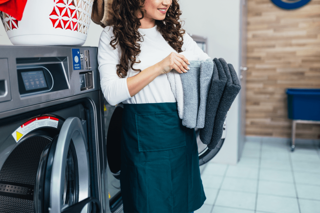 Lease Commercial Laundry Machines in Kissimmee