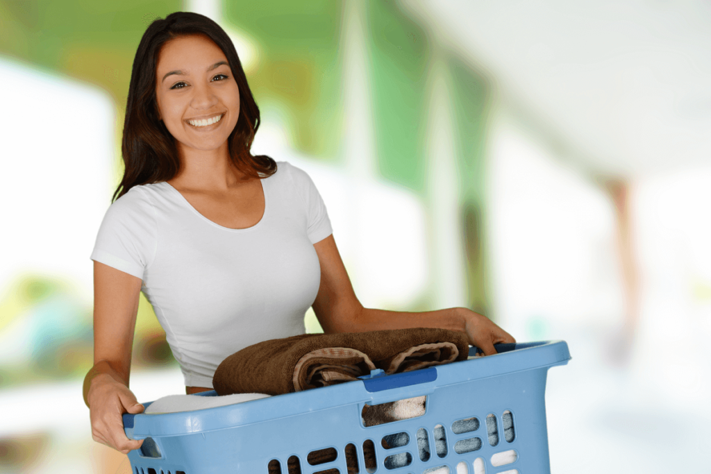 Lease multi-housing commercial washers and dryers
