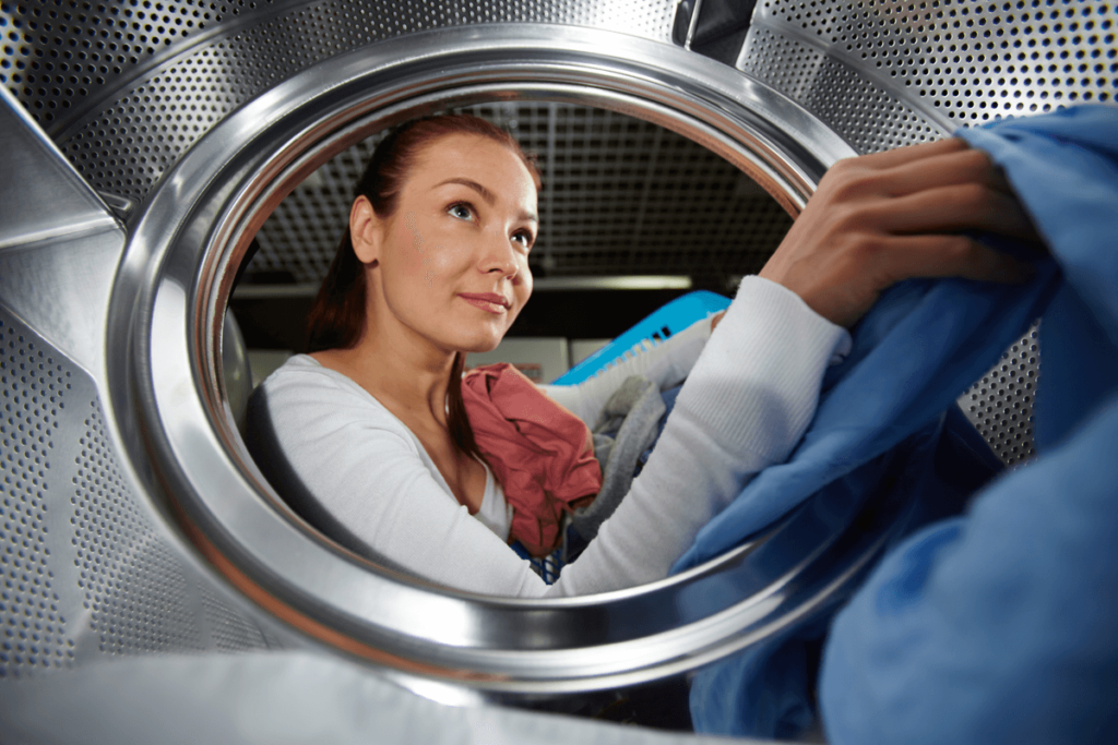 buy coin or card operated washers and dryers