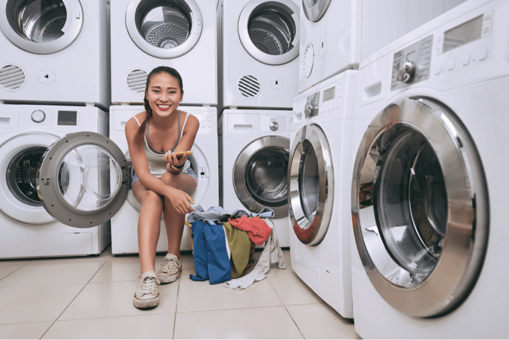 how to convert laundry equipment to cashless - Commercial Laundries Orlando